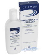 Dermon Delicate Bath and Shower Foam 250mL
