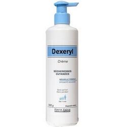 Dexeryl Body Cream 500g