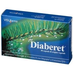 Diaberet Capsule 10,2g