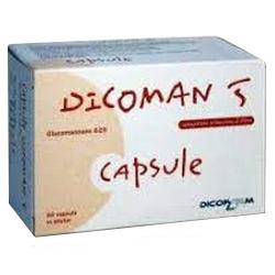 Dicoman 5 Capsule 35,7g