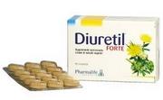 Diuretil Forte Compresse 42,75g