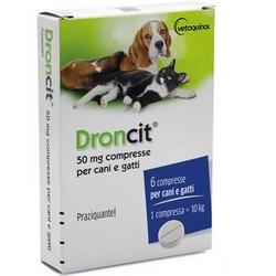 Droncit 6 Tablets
