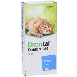 Drontal Cat 24 Tablets