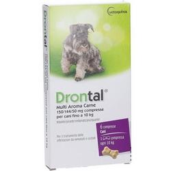Drontal Plus 6 Compresse Appetibili