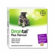 Drontal Plus 2 Compresse Appetibili