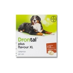 Drontal Plus XL 2 Tablets