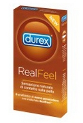Durex RealFeel Condoms