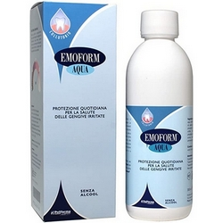 Emoform Aqua Mouthwash Delicate Taste 300mL
