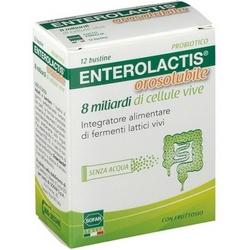 Enterolactis Bustine 36g