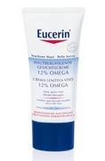 Eucerin Dry Skin Soothing Face Cream 50mL
