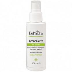 EuPhidra Deodorante No Alcool 100mL