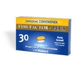 Fish Factor Plus 30 Perle Grandi 40,2g