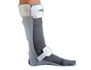 Dr Gibaud AFO Tutor for Dangling Foot Right Size 2 0622