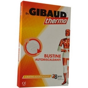 Dr Gibaud Thermo 6 Bags Self-Heating
