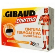 Dr Gibaud Thermo Thermoactive Belt Size 1 Reusable