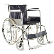 Gima Standard Folding Wheelchair 27709
