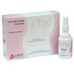 Gyne Vaginal Lavender 4x140mL