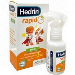 Hedrin Spray Rapid 60mL
