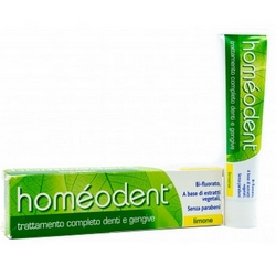 Homeodent Lemon 75mL