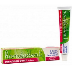 Homeodent Red Fruit 50mL