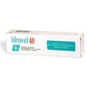 Idrovel 40 Cream 40g