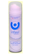 Infasil Spray Deodorant Extra Gentle 150mL