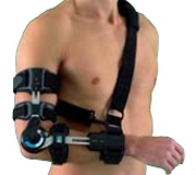 Dr Gibaud Innovator X Right Elbow Brace 0315