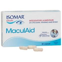 Isomar Occhi MaculAid Capsule 10,1g