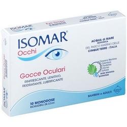 Isomar Occhi Monodose 10x0,5mL