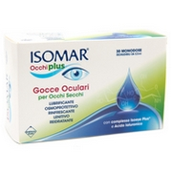 Isomar Occhi Plus Monodose 30x0,5mL