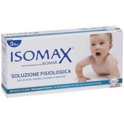 Isomax Soluzione Fisiologica 20x5mL