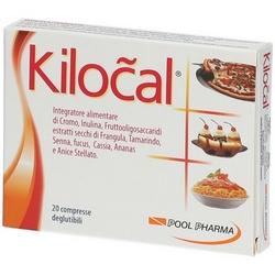 Kilocal Compresse 16,8g