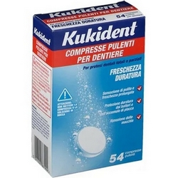 Kukident 54 Compresse Freschezza Duratura