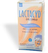 Lactacyd Intimo Wipes