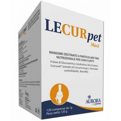 Lecurpet Maxi 120 Tablets 120g