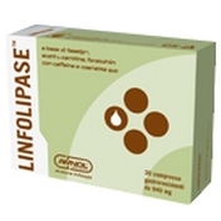 Linfolipase Compresse 28,2g