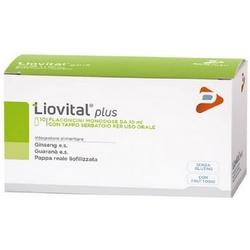 LioVital Plus Flaconcini 10x10mL