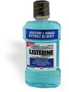 Listerine Natural White Protection 250mL