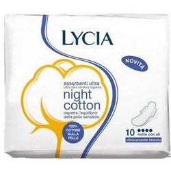 Lycia Night Cotton Absorbent Night