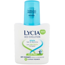 Lycia Deo Evolution Active Fresh Vapo 75mL