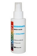 Massigen Deodorant Spray Alcohol-Free 100mL
