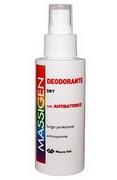 Massigen Deodorant Dry 100mL