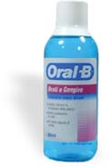 Oral-B Teeth-Gums Mouthwash 500mL