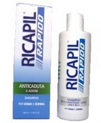 Ricapil Rapid Anti-Loss Shampoo 200mL