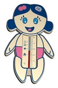 Mister Baby Bath Thermometer Miss Baby