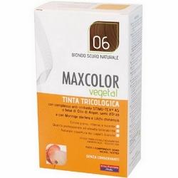MaxColor Vegetal Dyes Hair 06 Natural Dark Blonde 140mL