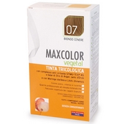 MaxColor Vegetal Dyes Hair 07 Ash Blond 140mL