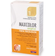 MaxColor Vegetal Dyes Hair 11 Extra Light Natural Blond 140mL