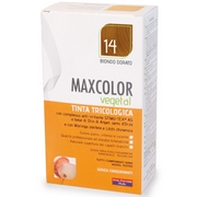 MaxColor Vegetal Dyes Hair 14 Golden Blond 140mL
