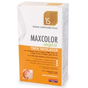 MaxColor Vegetal Dyes Hair 15 Very Light Natural Blonde 140mL